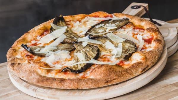 Suggestion de plat - Fior Di Pizz, Grenoble