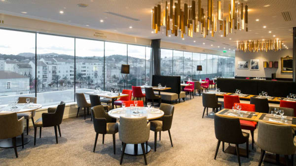 Restaurant avec vue panoramique - Le Comptoir JOA - La Seyne-sur-Mer, La Seyne-sur-Mer