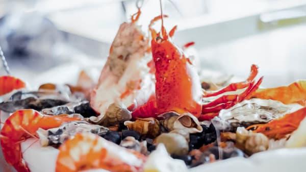 Suggestion de plat - Fish & Eat, Antwerpen