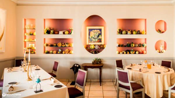 Vue de la salle - Restaurant Prévôt, Cavaillon
