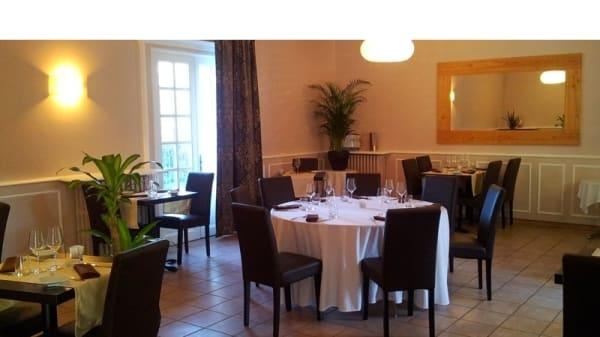 Salle du restaurant - Château Val de Cèze, Bagnols-sur-Cèze