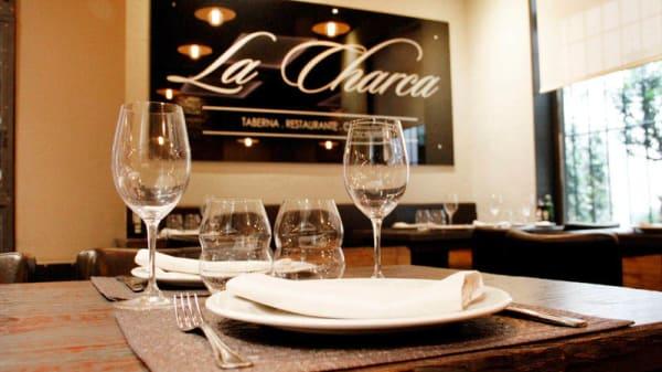detalle - La Charca, Madrid