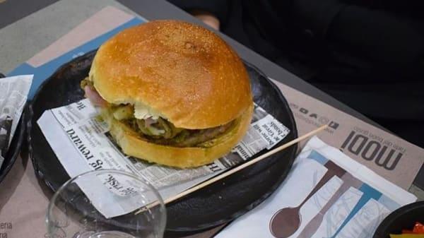 Specialità dello chef - Modì, Casoria