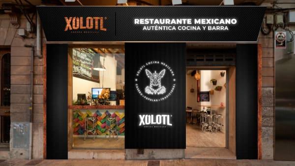 Entrada - Xolotl, Palma de Mallorca