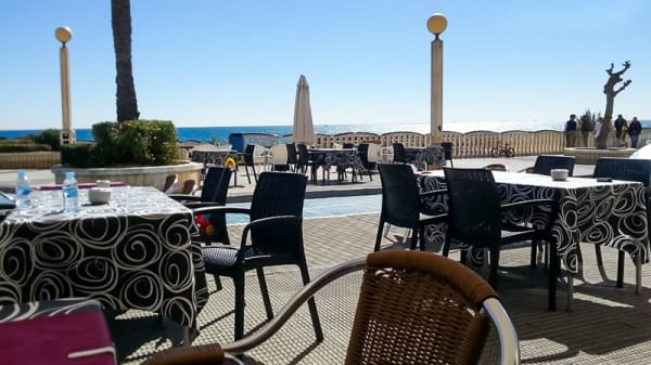 Vista terraza - Sushi Bar JT Roykucha, Altea