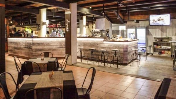 Vista sala - Fabric Cento7 Kitchen & more, Pescantina