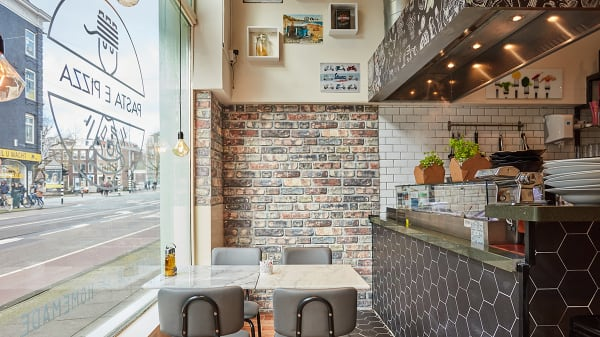Restaurant - Pasta E Pizza, Amsterdam