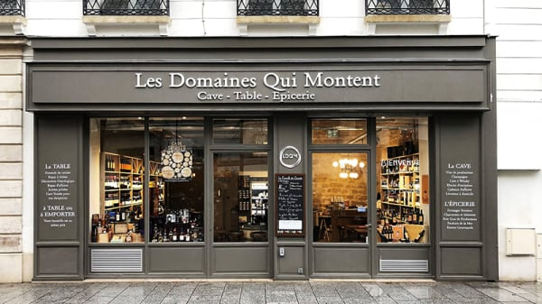 Vue extérieure - Les Domaines Qui Montent - Montorgueil, Paris