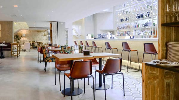 Vista sala - Café Colón Madrid, Madrid