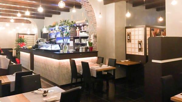 Salone ristorante - Shorai, Milan
