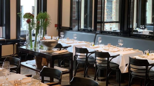 restaurant - The Josephine, Antwerpen