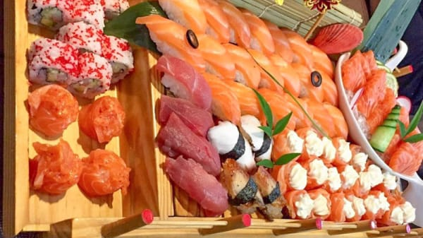 Plat - Aomori Sushi Firenze, Firenze