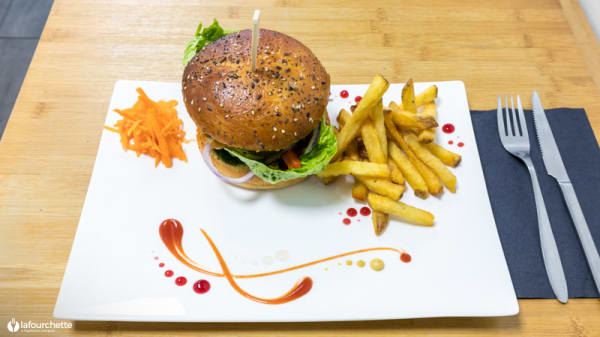 Suggestion de plat - XV Burger, Paris