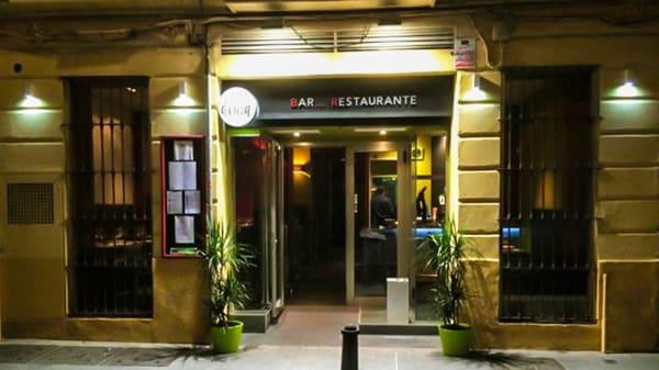 Vista entrada - DeniaSeis, Valencia