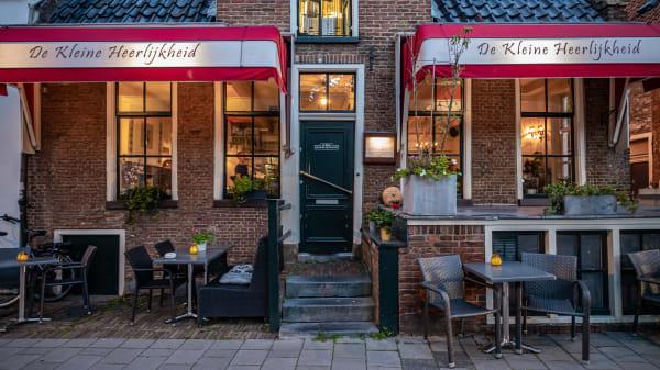 De Kleine Heerlijkheid, Groningen