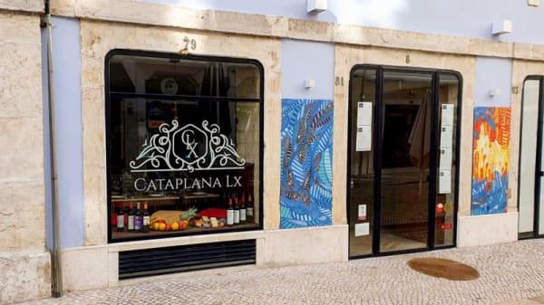 Entrada - Cataplana LX, Lisboa