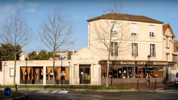 Façade - Swing Palace, Saint-Maur-des-Fossés