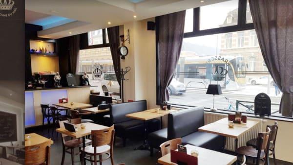 Vue de la salle - Couronne du Rail Brasserie, Ixelles
