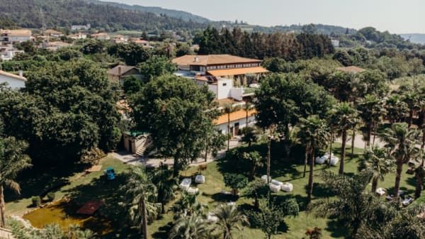 Jardim - Solar do Burguês, Santo Tirso