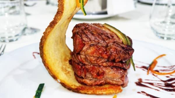 Suggerimento dello chef - Ristorante Don Peppe, Montecorvino Rovella