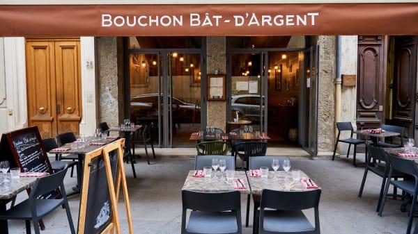 Entrée - Bouchon Bât-d'Argent, Lyon