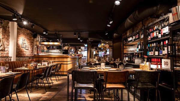Het restaurant - Bodega 32, Gouda