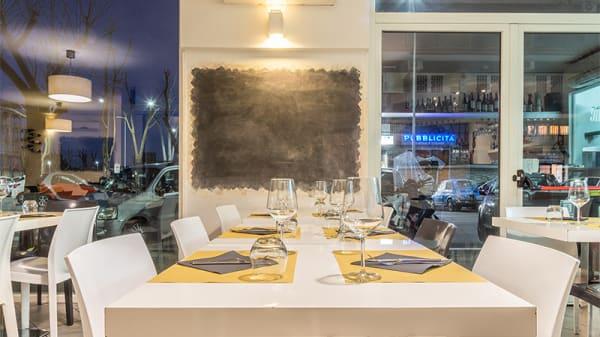 Vista della sala - Rewine io e tu Cucina mediterranea, Roma
