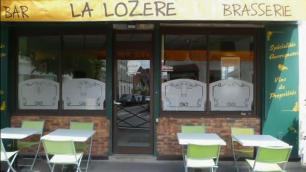 Entrée - La Lozère, Maisons-Alfort