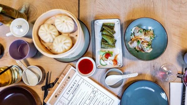 Vorschlag des Küchenchefs - Chinacy, Wien