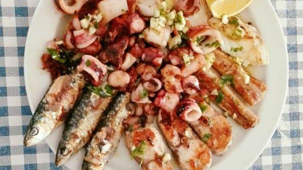 Sugerencia del chef - Los Pescadores, Torre Del Mar