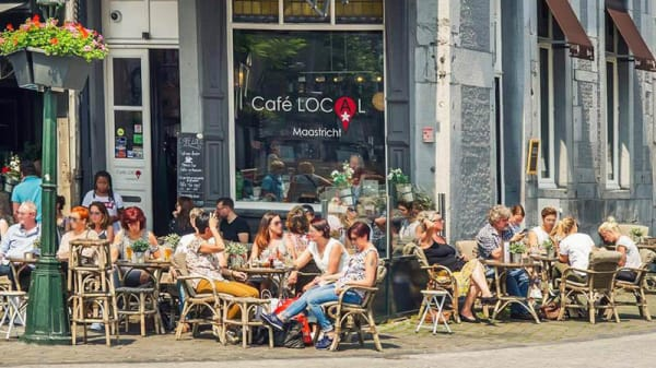 Terras - Cafe Local, Maastricht