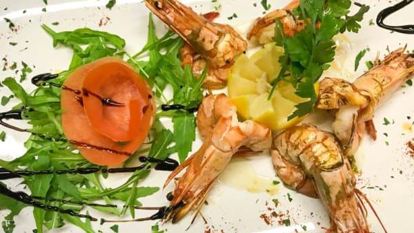 Suggestion plat - Restaurant Pizzeria L'Ami, Uccle