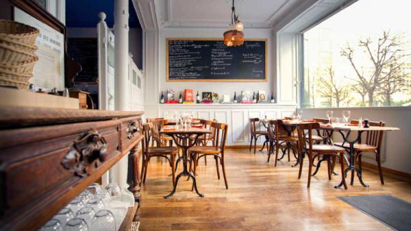 vue de la salle - Bistrotters, Paris