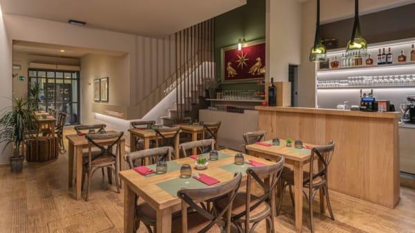 Interno - ARARAT Restaurant & Wine Bar, Florence