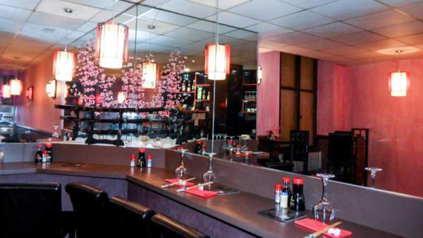 Vue de la salle - Bimi Sushi, Paris