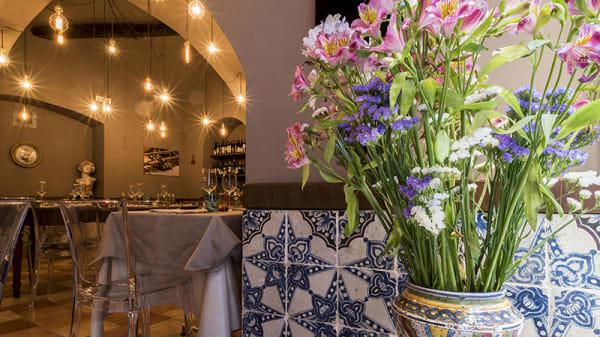 Sala - Taverna La Riggiola, Naples