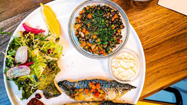 Suggestion du Chef - Cadama, Paris