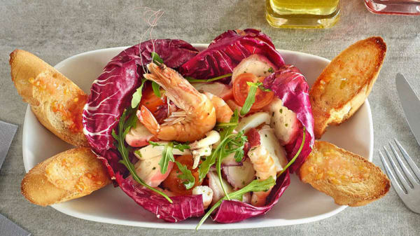 sugerencia del chef - Gelatone Giardinetto, Estartit