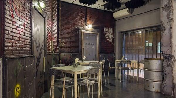 Vista sala - Arkham Pub, Santa Maria Capua Vetere