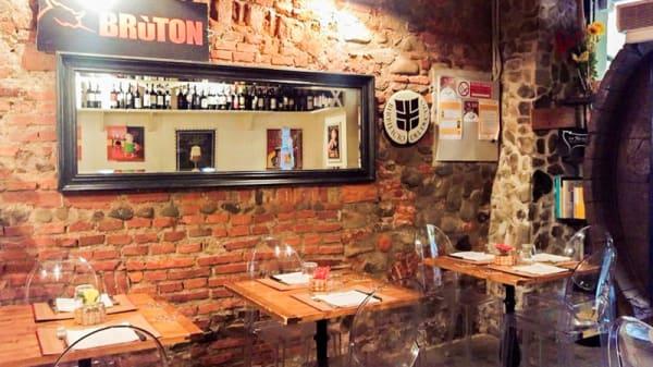 Sala del ristorante - Vineria N4, Pistoia