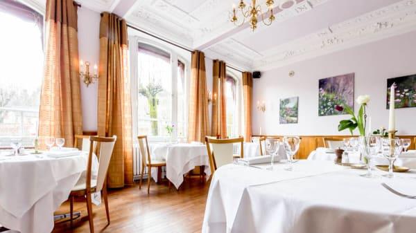 Vue tables - Régina Restaurant, La Bourboule