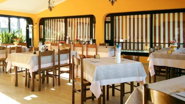 Sala panoramica - Pizzeria ristorante da Guido, Valeggio Sul Mincio