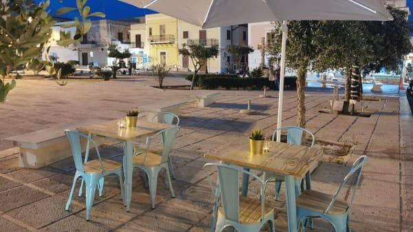 Terrazza - Sushi Lamp, Lampedusa