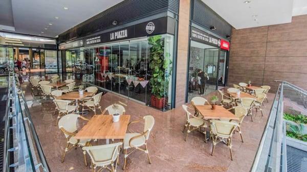 Vista sala - La Piazza - CC Arena, Valencia
