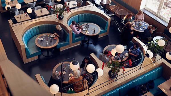 Het restaurant - Lloyd Restaurant, Amsterdam