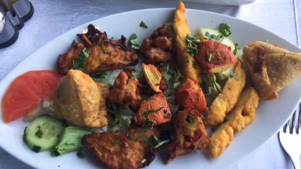 Sugerencia de plato - Coriander, Fuengirola