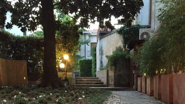 giardino interno - Al Giardinetto, Oderzo