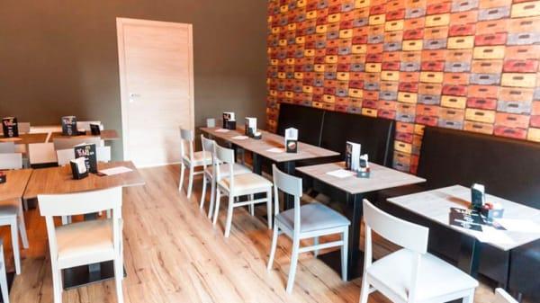 Sala ristorante - B' Art, Novara