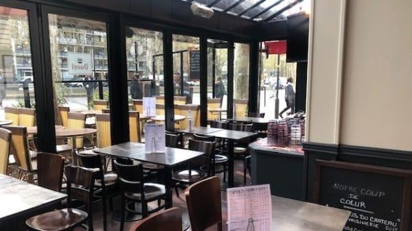 salle 2 - Havane Café, Paris
