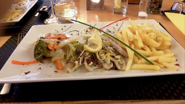Suggestion de plat - La Bergère, Chalais